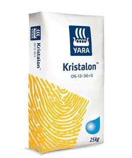 Удобрение Yara KRISTALON (6-12-36) 25 кг