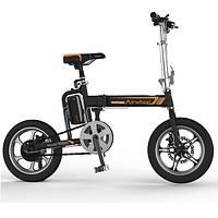Электровелосипед AIRWHEEL R5T 214.6WH (черный), фото 1