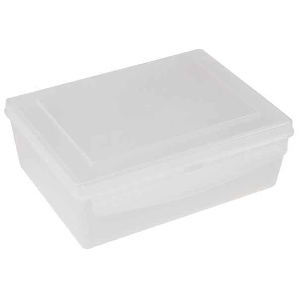 Контейнер пластиковый Gigo белый (1033)