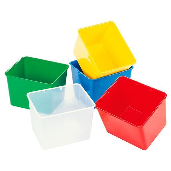 Контейнер пластиковый открытый Gigo зеленый (1138G)