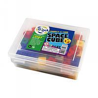 Обучающий набор Gigo Объемные фигуры из кубиков, 2 см (1167), фото 1