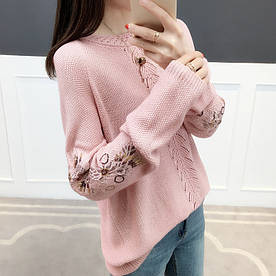 Нарядный молодежный свитер 44-46 (в расцветках)