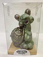 Подарок учительнице на 1 сентября Шоколадная черепаха символ мудрости. Подарунок вчительці до Дня Знань