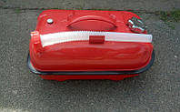 Канистра металлическая горизонтальная ProSwisscar MJ-02 10л 0,8 мм с воронкой, фото 1