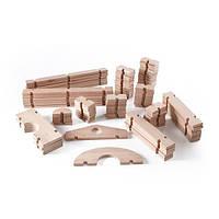 Набор гигантских стройблоков Guidecraft Block Play, 89 шт. (G6110), фото 1