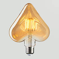 LED Лампа Rustic Heart 6W