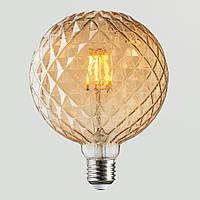 LED Лампа G125 Rustic Twist 6W, фото 1