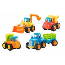 Іграшка Hola Toys Вантажівка 4 шт. (326)