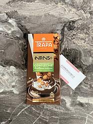 Молочный шоколад Trapa с фундуком без глютена 175 грм