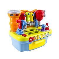 Игровой набор Hola Toys Столик с инструментами (907), фото 1