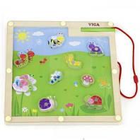 Магнитная настольная игра Viga Toys Парк (50195)