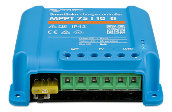 Солнечный контроллер заряда SmartSolar MPPT 75/10 Bluetooth