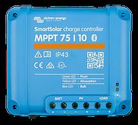 Солнечный контроллер заряда SmartSolar MPPT 75/10 Bluetooth, фото 1