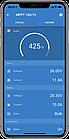 Солнечный контроллер заряда SmartSolar MPPT 75/10 Bluetooth, фото 6