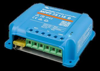 Солнечный контроллер заряда SmartSolar MPPT 75/15 Bluetooth
