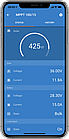 Солнечный контроллер заряда SmartSolar MPPT 100/15 Bluetooth, фото 6
