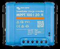 Солнечный контроллер заряда SmartSolar MPPT 100/20 Bluetooth, фото 1