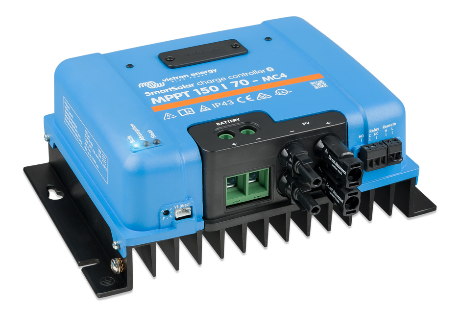 Солнечный контроллер заряда SmartSolar MPPT 150/85 Bluetooth