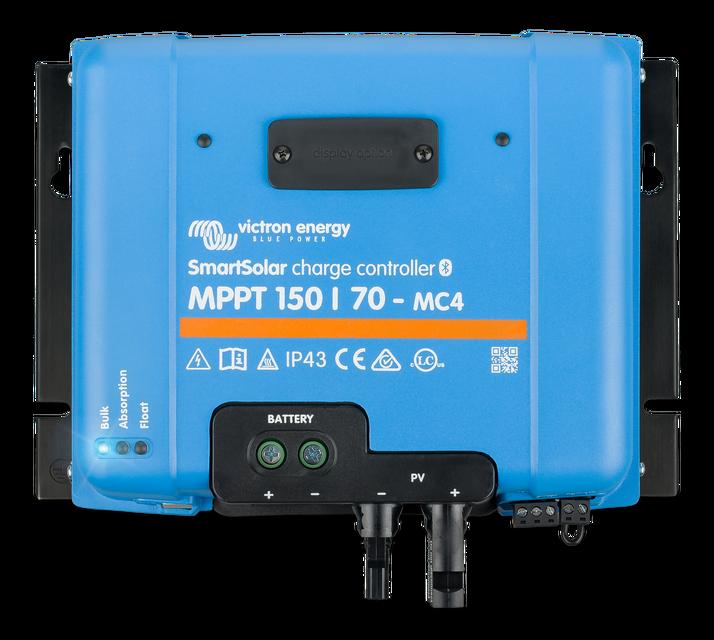 Солнечный контроллер заряда Smart Solar MPPT 150/100 Bluetooth