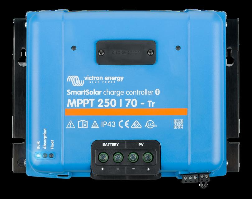Солнечный контроллер заряда SmartSolar MPPT 250/60 Bluetooth