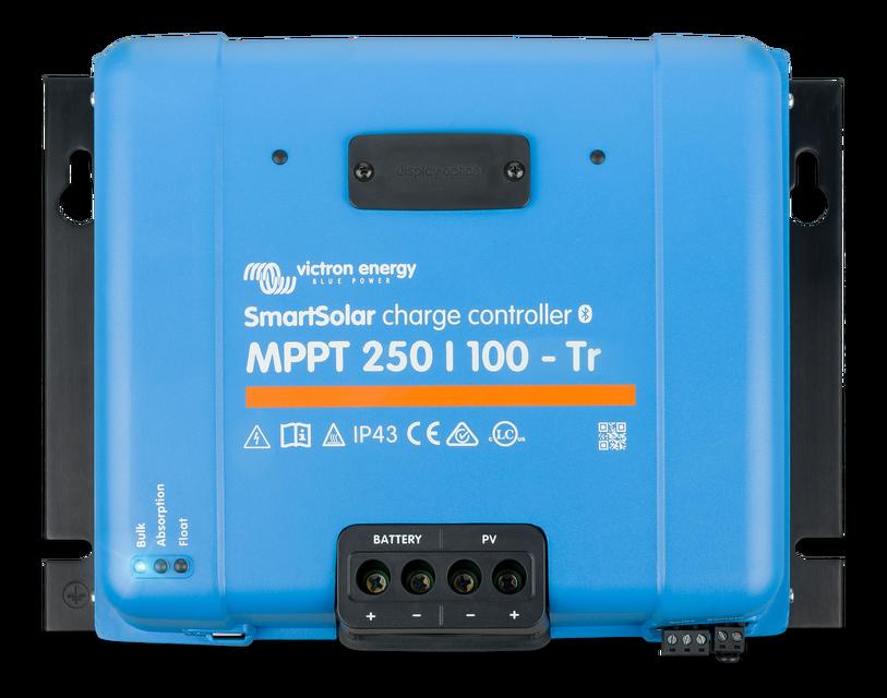 Солнечный контроллер заряда SmartSolar MPPT 250/100 Bluetooth