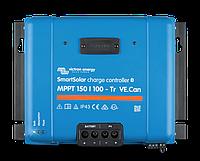 Солнечный контроллер заряда SmartSolar MPPT 150/100-Tr VE.Can Bluetooth, фото 1