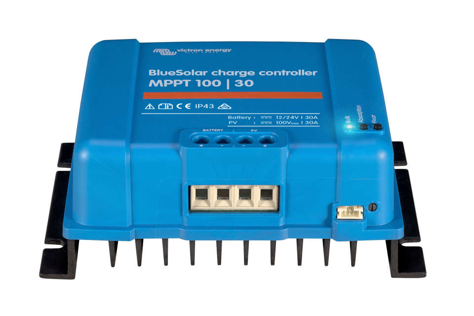 Солнечный контроллер заряда BlueSolar MPPT 100/30