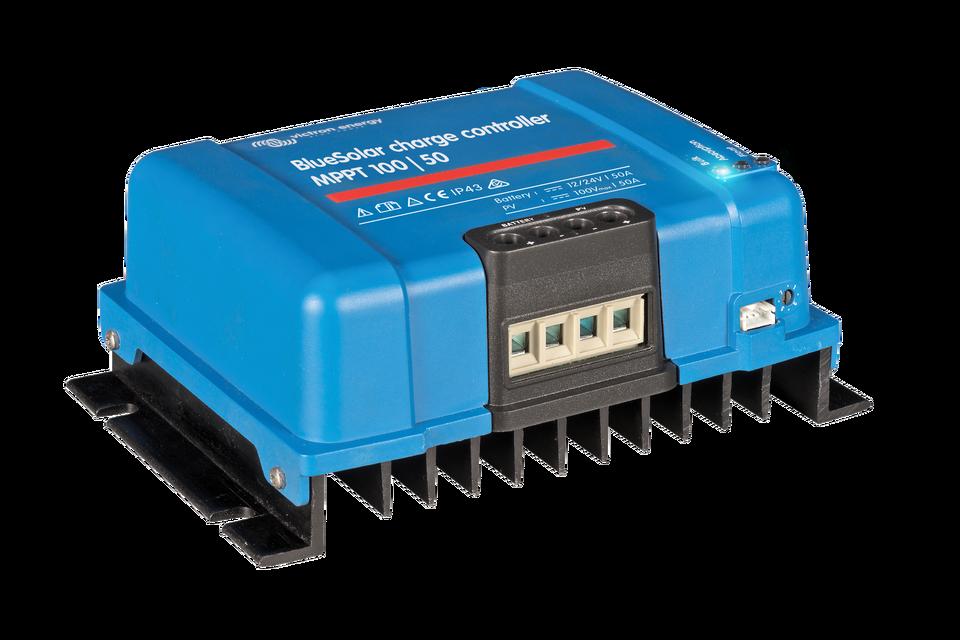Солнечный контроллер заряда BlueSolar MPPT 100/50