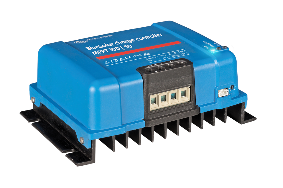 Сонячний контролер заряду BlueSolar MPPT 100/50