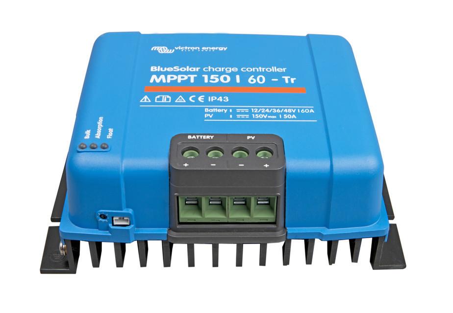 Солнечный контроллер заряда BlueSolar MPPT 150/60