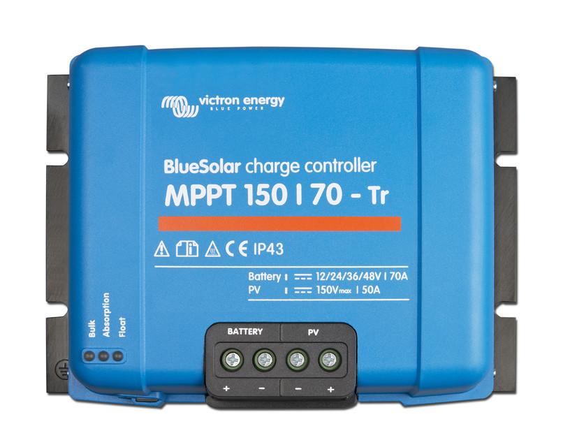 Солнечный контроллер заряда BlueSolar MPPT 150/70 Tr