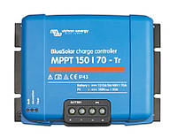 Солнечный контроллер заряда BlueSolar MPPT 150/70 Tr, фото 1