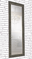 Зеркало настенное в раме Factura Grace Bronze 60х174 см бронза