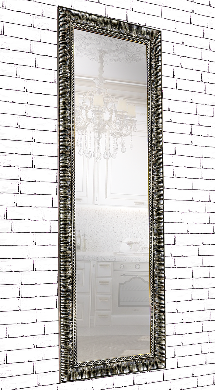 Зеркало настенное в раме Factura Grace Bronze 60х174 см бронза, фото 1