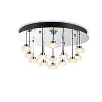 Декоративная светодиодная люстра 39Вт, LBL216