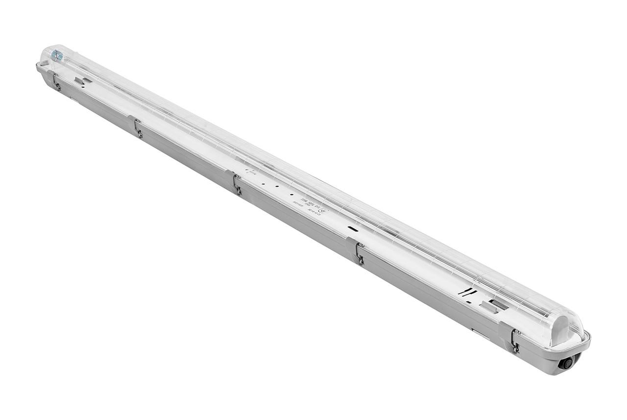Светильник промышленный DELUX PC 7 LED (1*1200мм) IP65 G13 без ламп