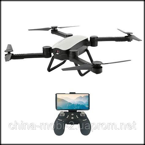 Drone Jie Star Air Musha X9-TW Wi-Fi складной квадрокоптер дрон с WiFi камерой, фото 2