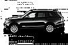 Жабра боковые решетки накладки Range Rover Vogue L405 (2013-2017) Autobiography черный, фото 3