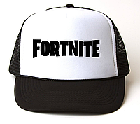 "Кепка-тракер Fortnite Battle Royale ""Black Logo"""