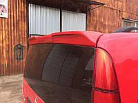 Mercedes Vito 639 Спойлер на крышку багажника (анатомик)