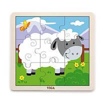 """Пазл Viga Toys """"Овца"""" (51437)"""