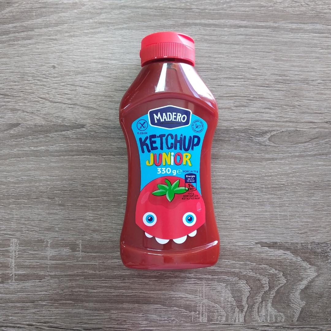 Кетчуп дитячий Madero  330 гр.