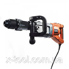 Отбойный молоток сетевой SDS-MAX 1600 ВТ (4935412418) AEG PM 10 E (Германия)