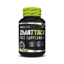 Повышение тестостерона Biotech Zmattack 60caps
