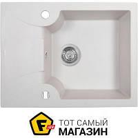 Кухонная мойка Perfelli Felicita PGF 134-60 white