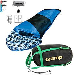 Спальний мішок-ковдра Tramp Nightlife (правий). Спальник ковдра. Туристический спальник