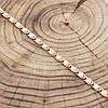Браслет Xuping Греческий плоский 41334 длина 16 см ширина 3 мм вес 2.7 г позолота РО, фото 4
