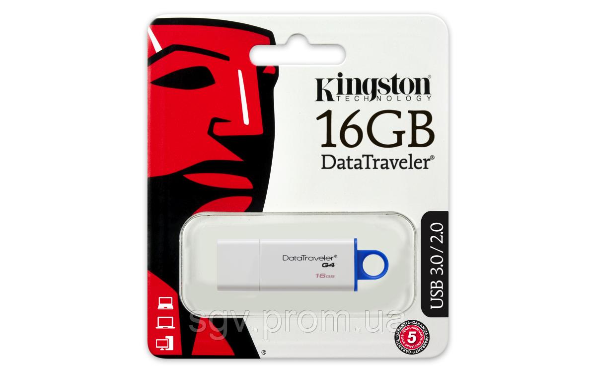 Kingston DataTraveler G4 [DTIG4/16GB]