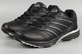 Кросівки чоловічі чорні Bona 723С Бона Розміри 44