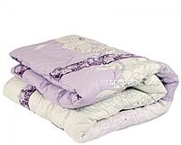 """Одеяло полуторное стёганое ( бязь/силикон ) ТМ """"Ярослав"""" в ассортименте , 140*205 см."""